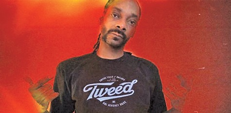 THE CHRONIC: Snoop Dogg was an early pioneer of celebrity weed.