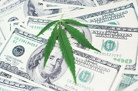 ARE YOU SURPRISED?: Mitch McConnell opposes cannabis banking.
