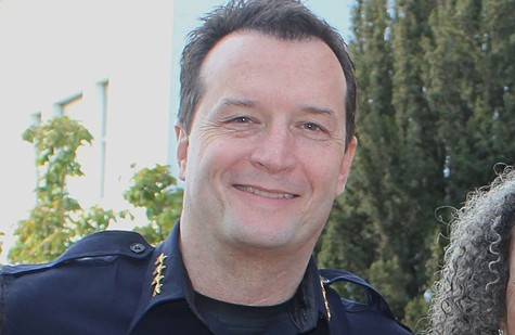 OUT: Alameda Police Chief Paul Rolleri's last day is August 28th.