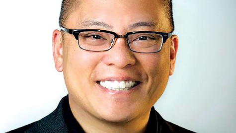 SHAKING IT UP: Artistic Director Eric Ting discusses the three pillars of Cal-Shakes' forward-thinking mission: Make, learn, engage.