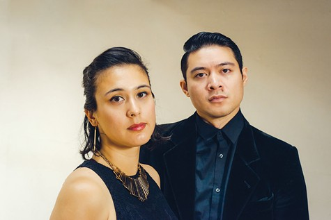 LEGACY: Drex's Karl Evangelista is the nephew of Miriam Defensor Santiago, the people-chosen President of the Philippines.