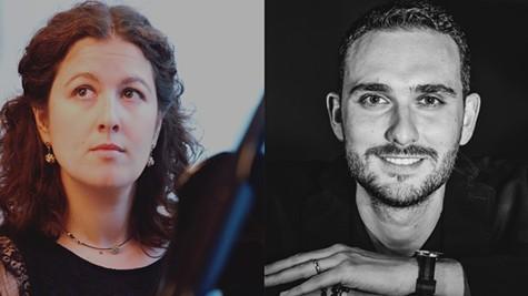 An Afternoon of Piano with Tamara Sanikidze and Edoardo Barsotti