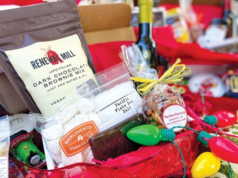 UNBOX:  The Brownie Baking Box from Oakland-based Renewal Mill for the win.