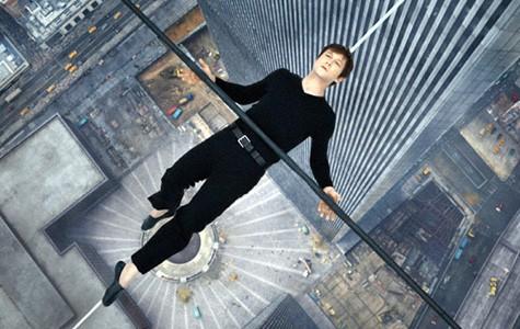 Joseph Gordon-Levitt plays Philippe Petit in The Walk.