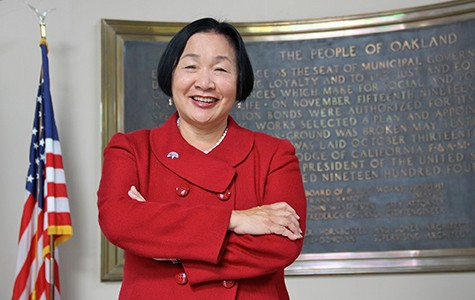 Former Oakland Mayor Jean Quan.