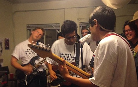 The members of Toyota said starting a capitalist band makes sense in a capitalist society.