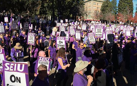 The SEIU Local 1021 is seeking a ballot initiative next year for a charter amendment that would move Hayward's mayoral and city council elections from June to November when voters typically vote in far larger numbers.