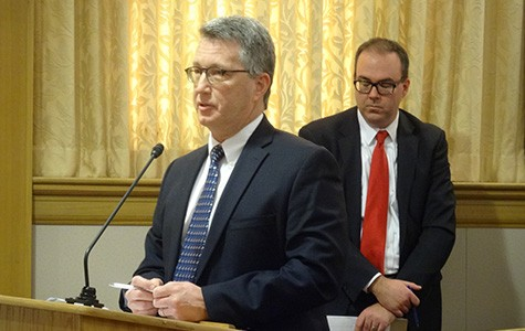Chase executives addressed the Oakland City Council on Tuesday.