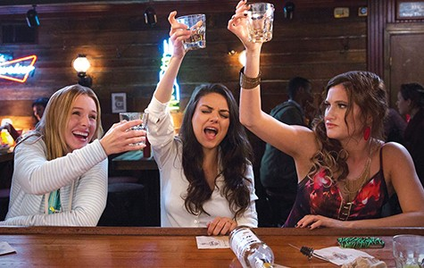 Carpool Bad Moms pushed over the edge — written and directed by two dudes, sigh.