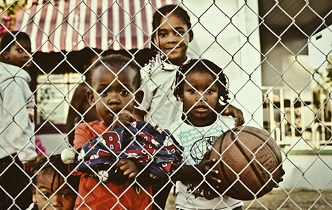 """Photos by Brittani """"Brittsense"""" Sensabaugh are among the featured fence works."""
