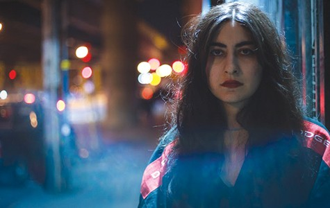 In King Woman and Miserable, Kristina Esfandiari's songwriting is a deeply emotional outlet.