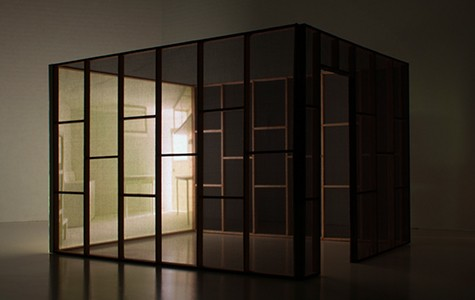 The first installation in Ho's series will be Bobby Dean Evans' childhood garage.