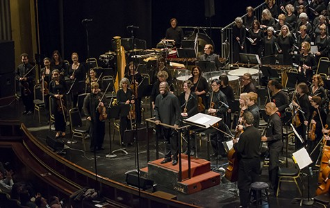 """The Oakland Symphony's executive director said moving in to the new Calvin Simmons Theater would """"transform"""" the organization."""