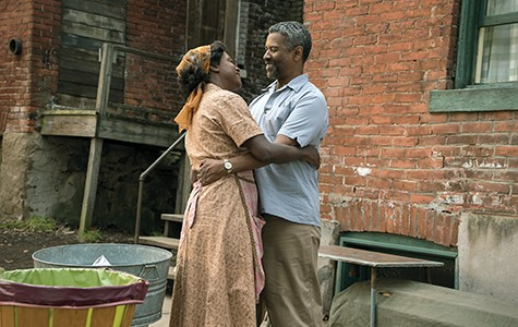 Bad sports pun alert: Denzel Washington and Viola Davis swing for the Fences.