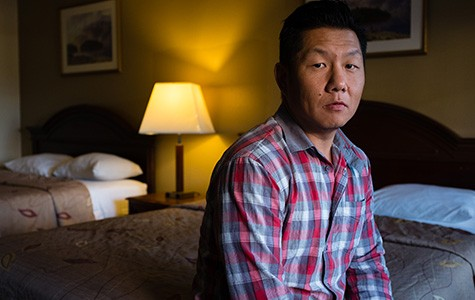 Chris Kim said his arrest and detention by ICE, with assistance from the Contra Costa Sheriff's Office, cost him his jobs, car, and apartment.