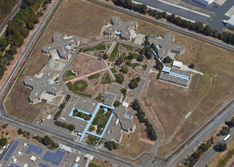 The Contra Costa Sheriff's West County Detention Facility in Richmond.