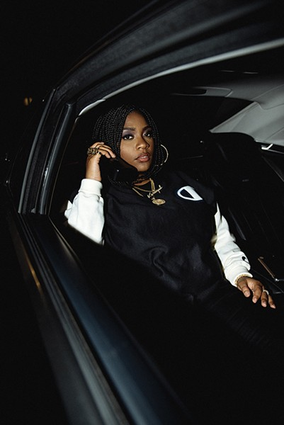 With her album on IGA Records delayed, Kamaiyah released a ten-song mixtape. - PHOTO BY EMILIO SANCHEZ