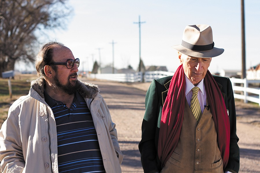 Voyeur, with Gerald Foos (left) and Gay Talese, is a study in the risky business of reporting, publishing, and marketing.