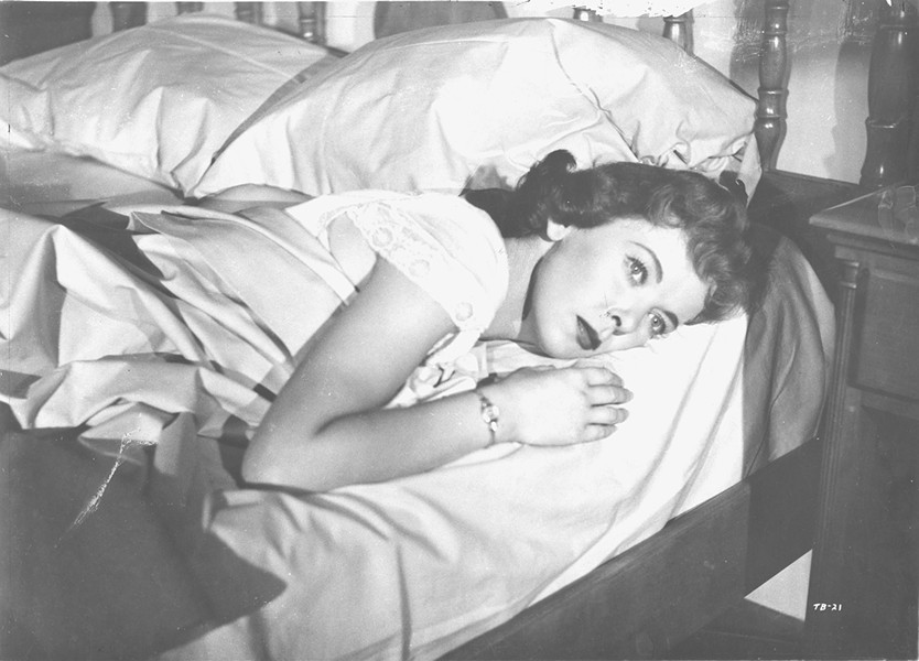 Ida Lupino in The Bigamist.