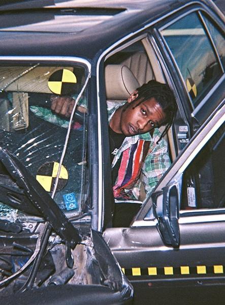 A$AP Rocky headlines the 2018 festival. - PHOTO COURTESY OF MR. IOZO
