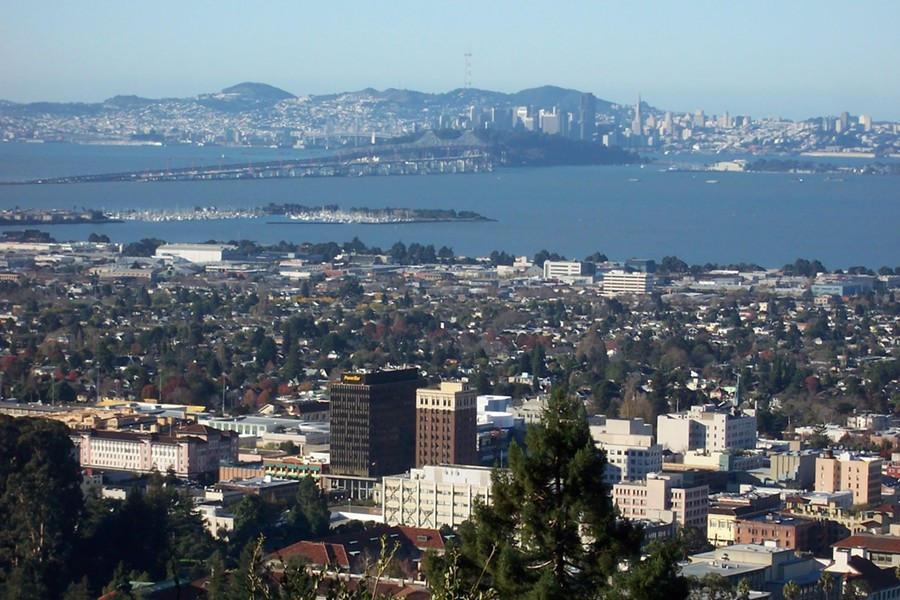 Within Alameda County, Berkeley was the city reporting the highest number of hate crimes.