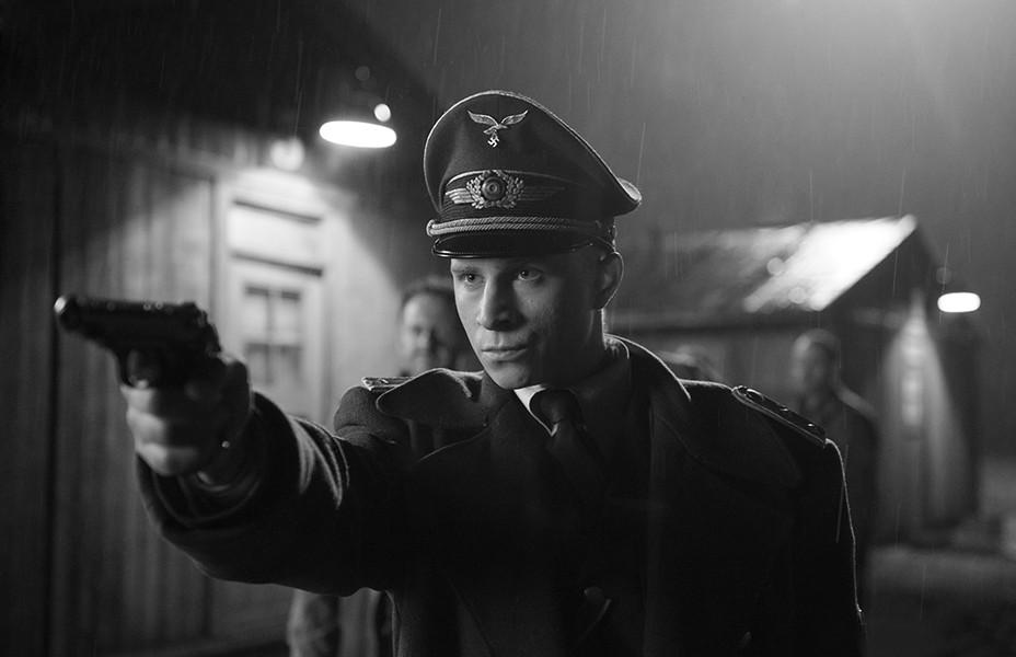 Max Hubacher takes control as The Captain