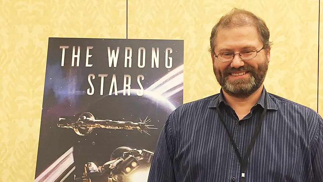 Tim Pratt said he sees a broad shift happening within science fiction. - PHOTO COURTESY OF TIM PRATT