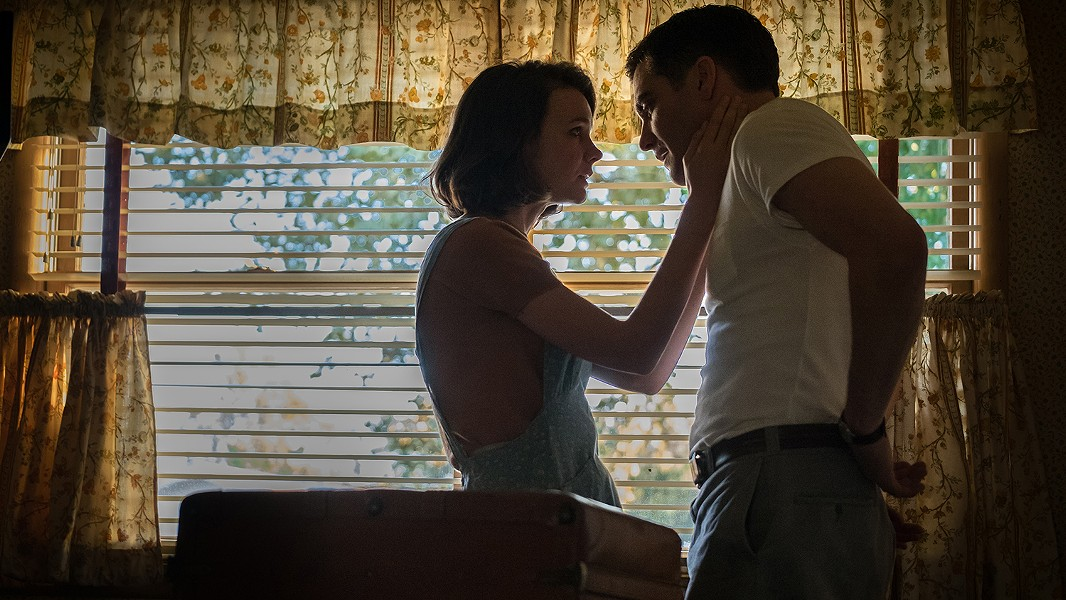 Carey Mulligan and Jake Gyllenhaal get on each others' nerves in Wildlife.