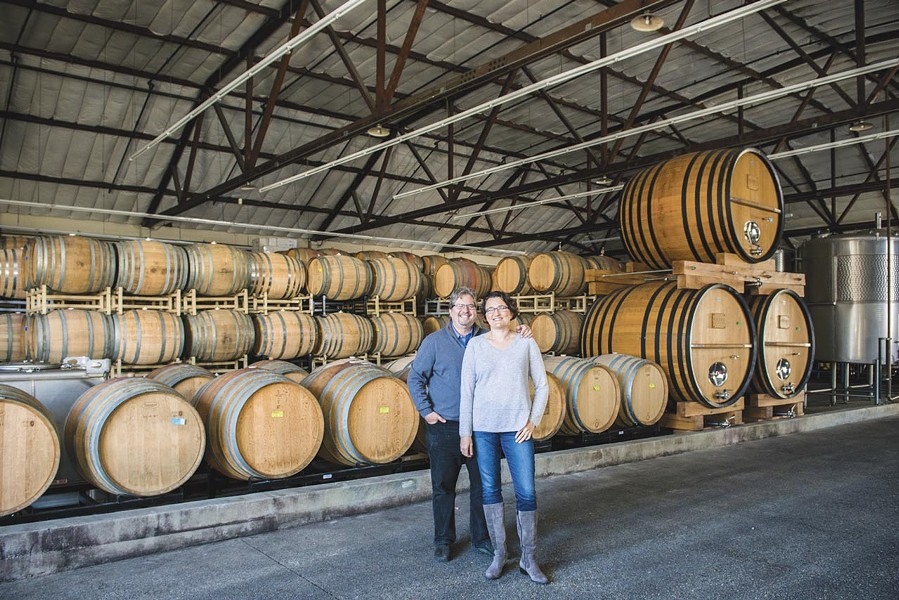 Alameda Point beckons for Dashe Cellars, which is leaving Oakland behind. - PHOTO COURTESY OF DASHE CELLARS