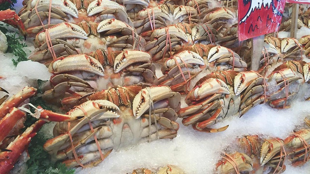 Crab for Christmas, but no crab for Easter. - PHOTO PXHERE - CREATIVE COMMONS