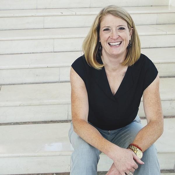 Hayward City Manager Kelly McAdoo was inspired by a Kansas City foundation. - PHOTO COURTESY OF HAYWARD