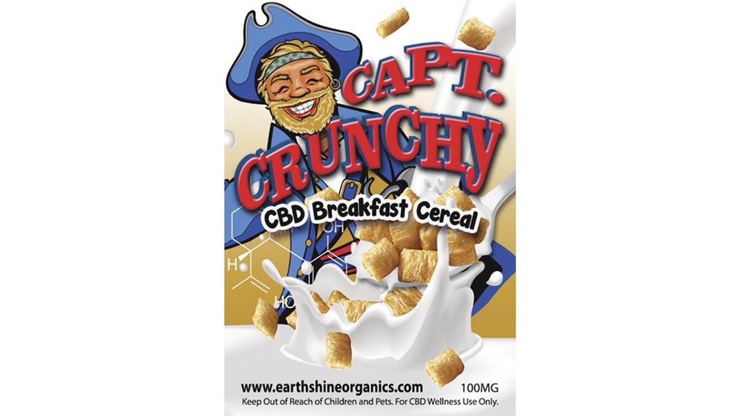 Yes, Capt. Crunchy.