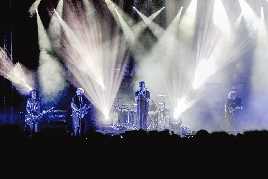 The Jesus and Mary Chain will play Burger Boogaloo. - MR. ROSSI-CREATIVE COMMONS