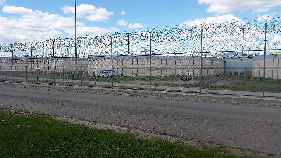 Santa Rita Jail - FILE PHOTO