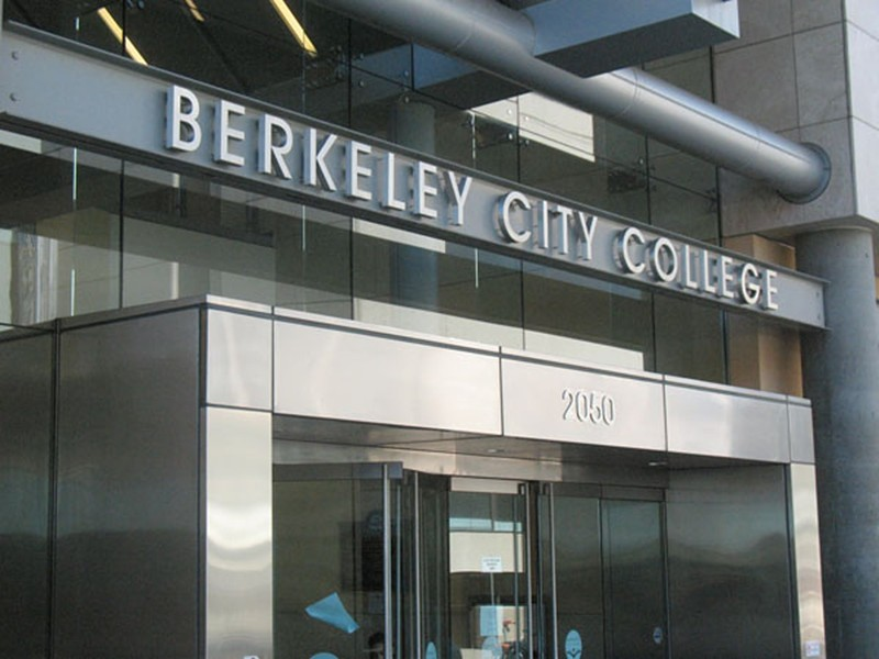 A Homeland Security agent was seen at Berkeley City College seeking student records. - WIKIMEDIA COMMONS
