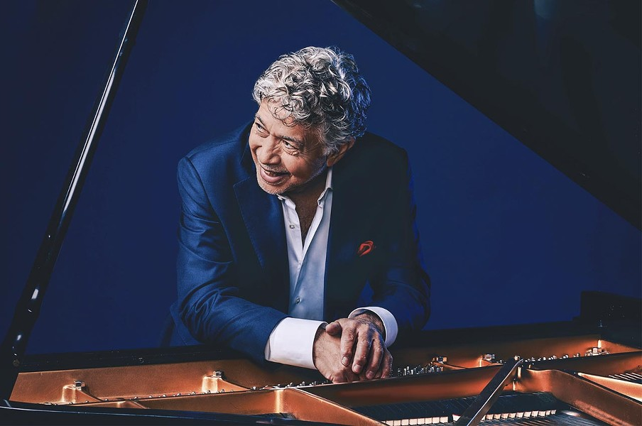 Monty Alexander performs at Yoshi's on Tuesday, August 7. - PHOTO COURTESY OF MONTY ALEXANDER