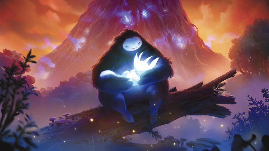 Ori is challenging and also beautiful.