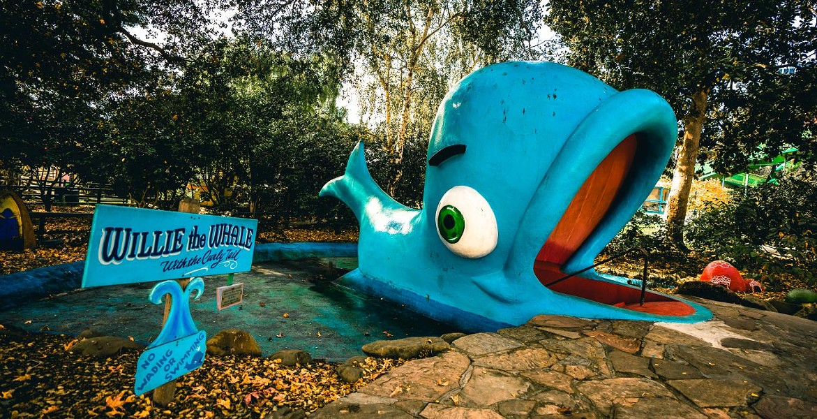 Like the Oakland Zoo, Fairyland is struggling without ticket revenues. - VISIT OAKLAND