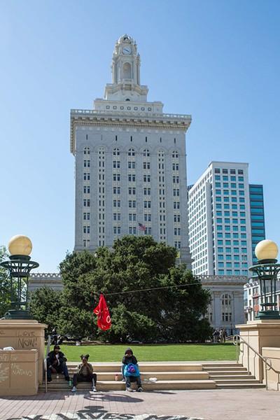 Oakland City Hall. - BERT JOHNSON / FILE PHOTO