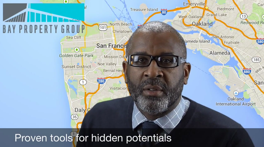 Kevin Skipper of the Bay Property Group. - SCREENSHOT FROM BAY PROPERTY GROUP VIDEO