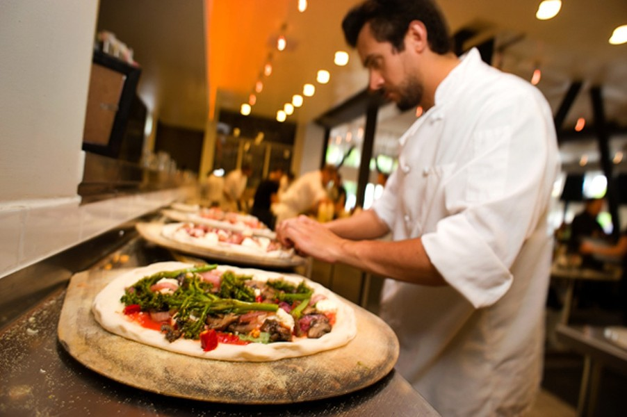Build Pizza doesn't look like it will be reopening. - CHRIS DUFFEY/FILE PHOTO