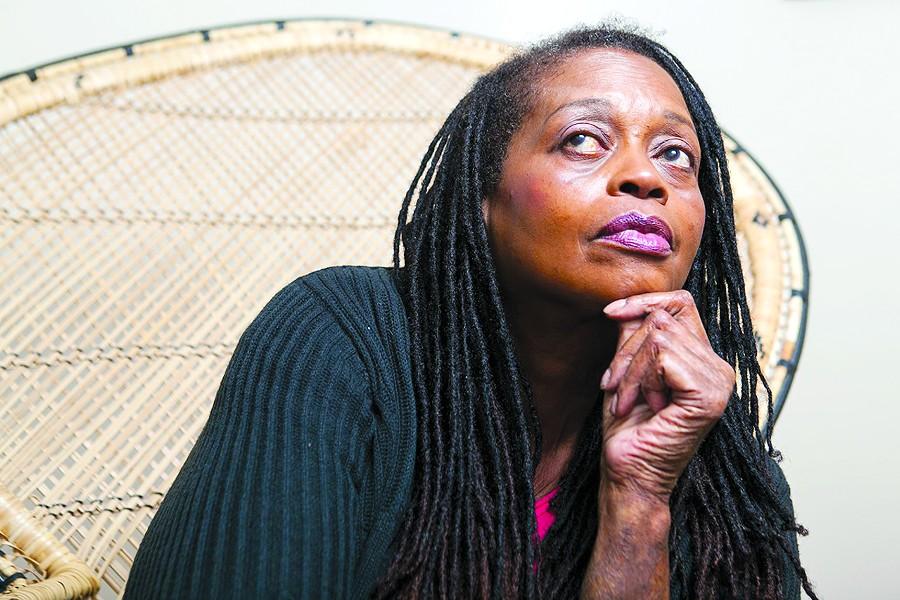 Ayodele Nzinga. - BERT JOHNSON/FILE