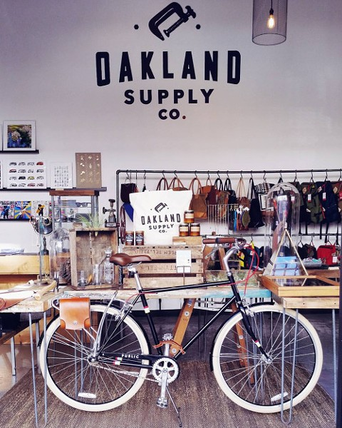 Oakland Supply Co. is the best place to shop for urban adventurers. - OAKLAND SUPPLY CO.