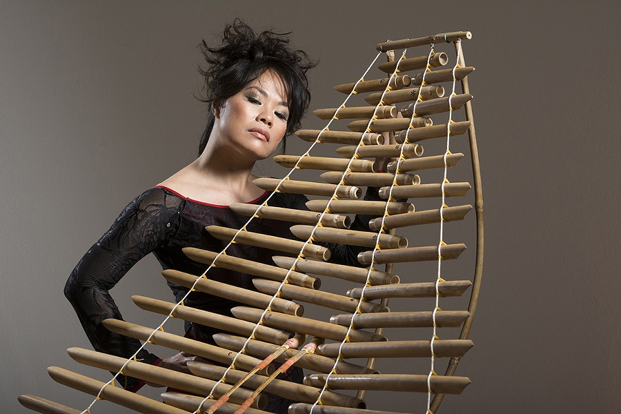 Vân-Ánh Vanessa Võ will debut a new piece at Notes from Vietnam. - VÂN-ÁNH VANESSA VÕ/COURTESY