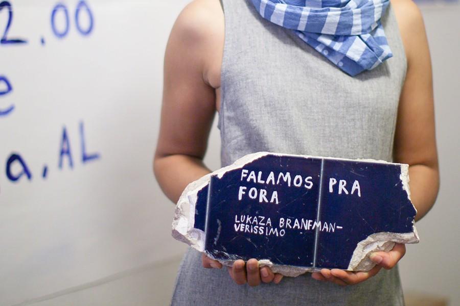 From Falamos pra fora. - BERT JOHNSON