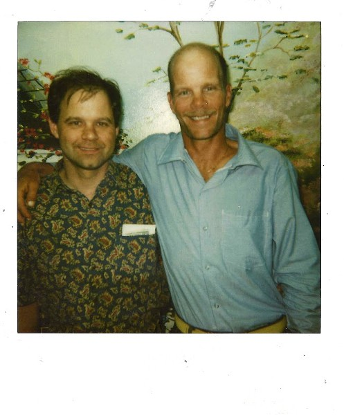 Brett (left) and Michael Flemming. - COURTESY OF BRETT FLEMMING