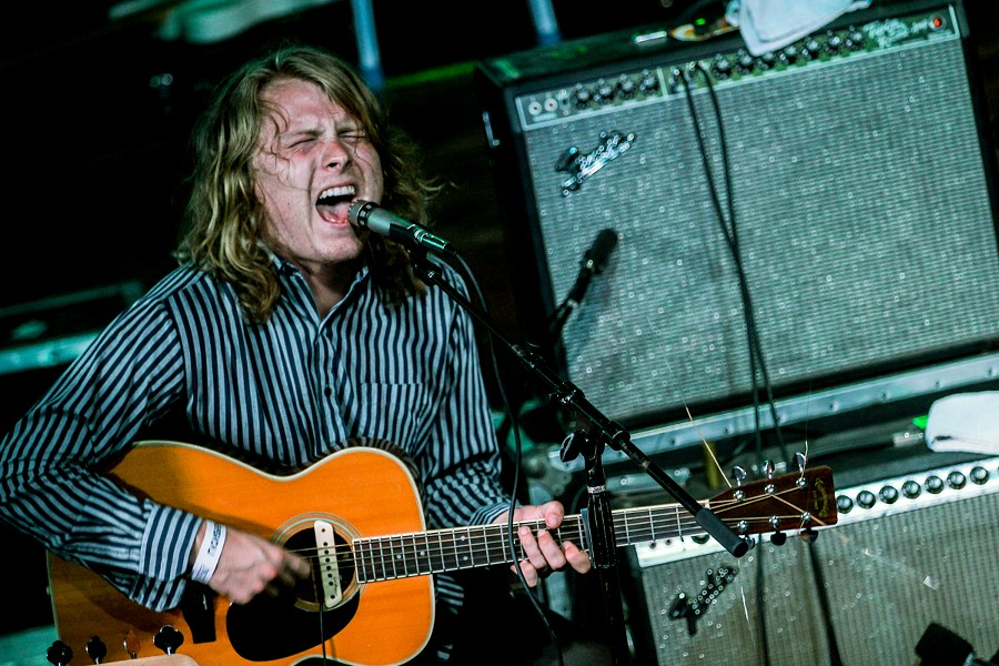 Ty Segall. - BRYAN PARKER/POP PRESS INTERNATIONAL