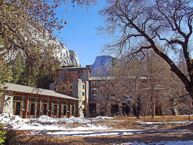 The Ahwanhee Hotel will become the Majestic Yosemite Hotel.
