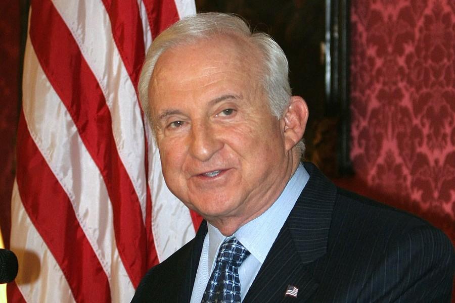 GOP mogul and pot war profiteer Mel Sembler
