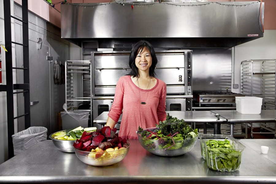 The Kitchener's Sophia Chang. - BRAD WENNER/FILE PHOTO